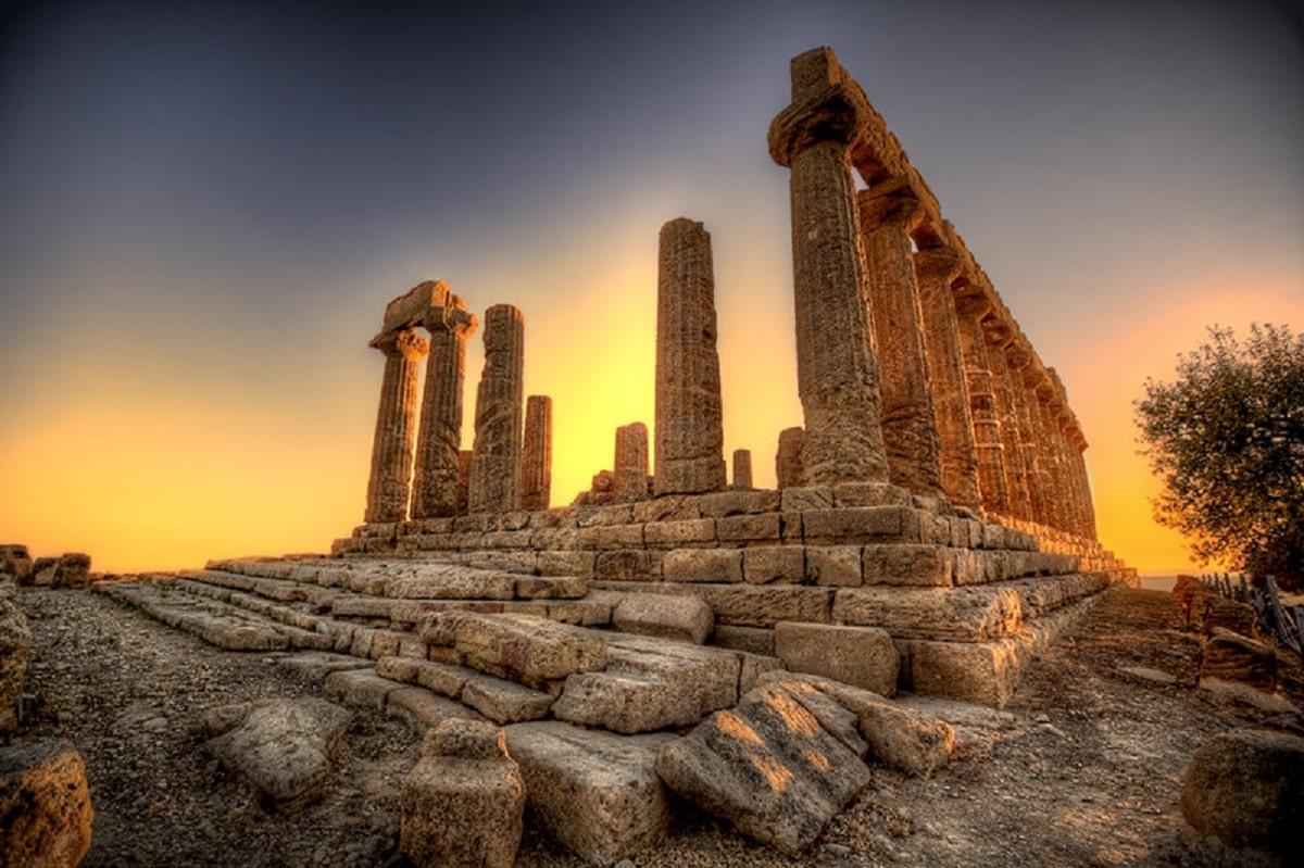 Tempio di Giunone Valle dei Templi